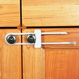 Clippasafe Cabinet Lock